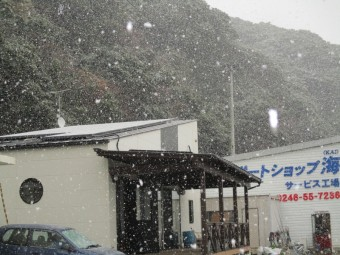 2017初雪