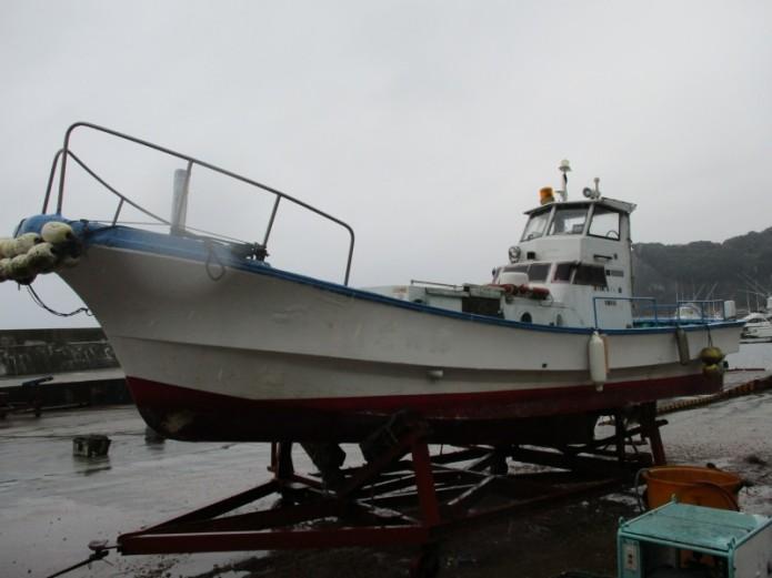 ヤマハ漁船 DX-27