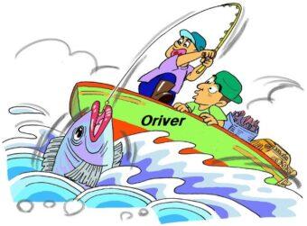 釣り船イラスト